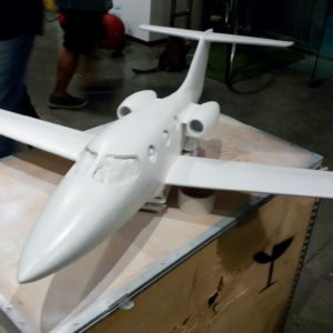 Aeroplane prototype 3D Printing