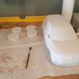 3D Printing Car UAE
