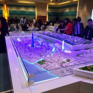 3D Printed masterplan light