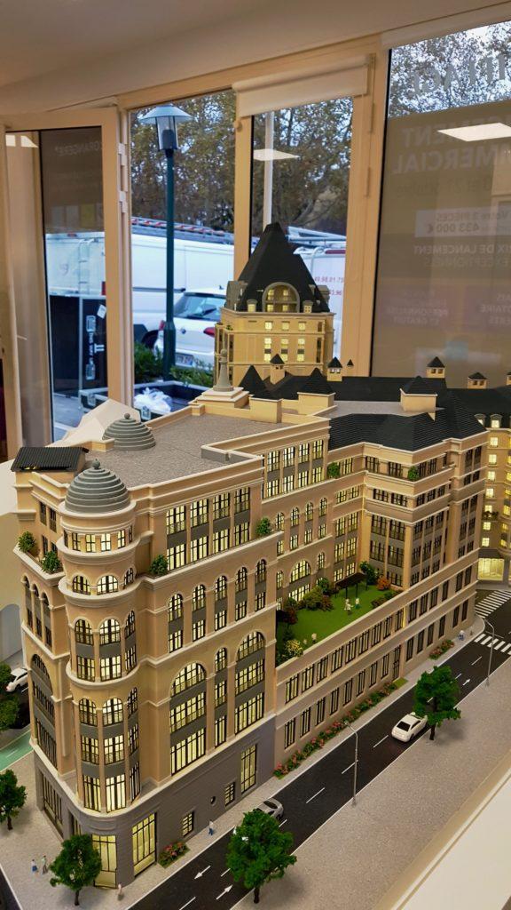 Architectural Model made in Dubai