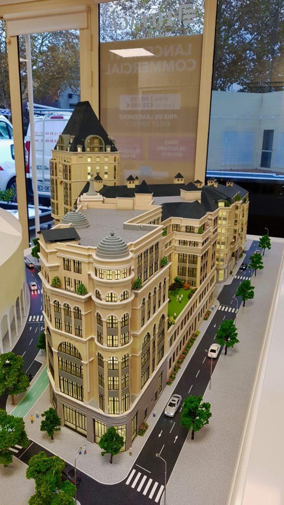 Architecture Model in Dubai