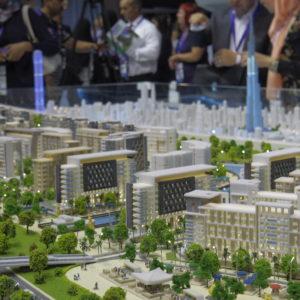 Architectural Model Dubai