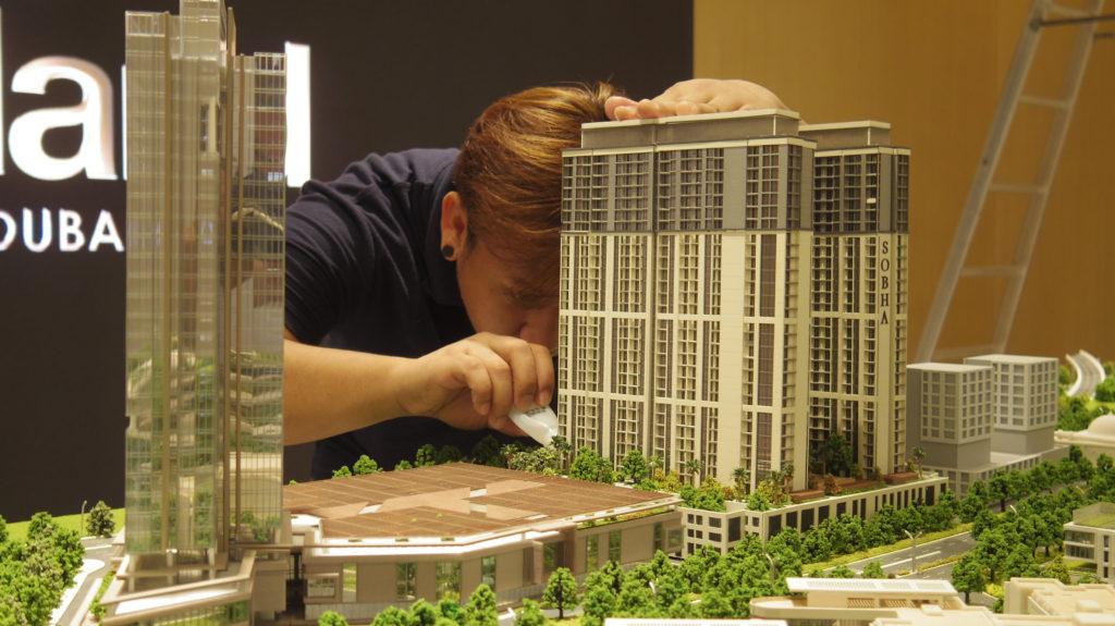 Model making Dubai
